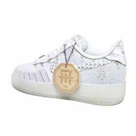 "Nike iD - Air Force 1 ""30th Year Anniversary & Year of the Dragon Bespoke"" by ZJ Design"
