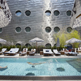 Downtown Hotel, Mexico, Habita Group