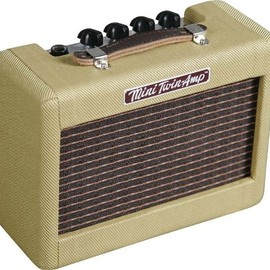 Fender USA - Fender USA Mini '57 Twin Amp