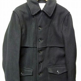 US ARMY - WOOL MACKINAW COAT 1930'S VINTAGE