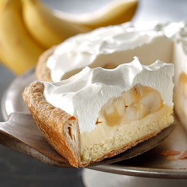 Starbucks - Banana Cream Pie