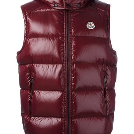 Moncler - Lacet ダウンベスト