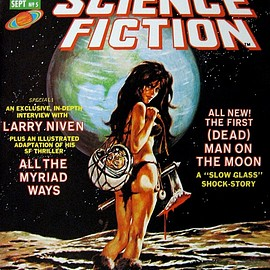 Curtis Magazines - Unknown Worlds of Science Fiction Vol 1 #5