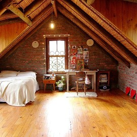 another lovely attic