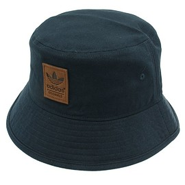 adidas Originals - BUCKET HAT CANVAS(ハット)|ネイビー