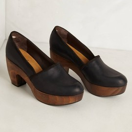 Sandra Canselier - Theresa Loafer Clogs