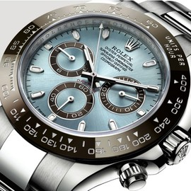 ROLEX - Daytona 50th Anniversary Edition in all 950 Platinum