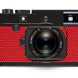 Leica, Rolf Sachs - M-P TYP 240 Grip special edition