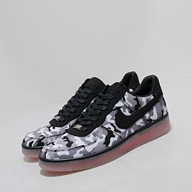 Nike - Air Force 1 Downtown QS - Fighter Jet