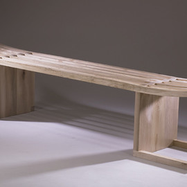 Jiwon Choi - CHAIR + CHAIR = BENCH