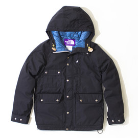 THE NORTH FACE PURPLE LABEL - 65/35 Mountain Down Parka