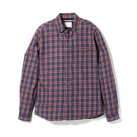 White Mountaineering - cotton twill shirt