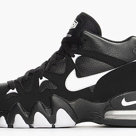 NIKE - Nike Air 2 Strong Mid Black/White