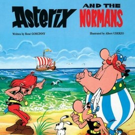Rene Goscinny - Asterix and the Normans