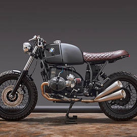 BMW - R80R Mystic scrambler by 86 Gear