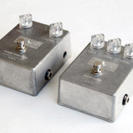hand made THONK - VALVE DRIVE、WORLD WIDE FUZZ