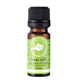 PERFECT POTION - buzz off essential oil blend 12ml