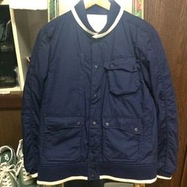 White Mountaineering - Gore WindStopper
