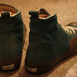 L.L.Bean × CONVERSE - CAMP SHOES