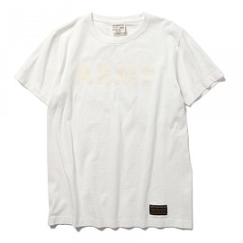 ALPHA INDUSTRIES - ALPHA INDUSTRIES×BEAMS LIGHTS / 40th別注 ARMY Tシャツ