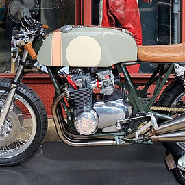 Rebels Alliance - 77 HONDA CB550