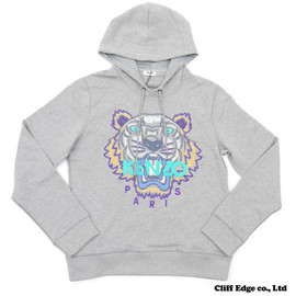 KENZO - TIGER FEVER PULLOVER HOODIE