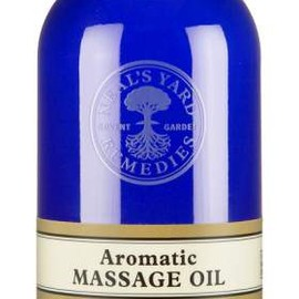NEAL'S YARD REMEDIES - aromatic massage oil