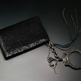 cuffz - Bling Bling Clutch BLACK BL