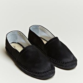 Dries Van Noten - Satin Espadrilles