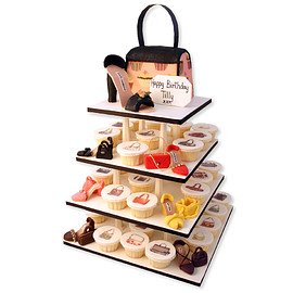 The Cake Store - Bags & Shoes Tower