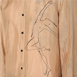 Dries Van Noten - shirt (detail)
