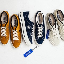 "CONVERSE - One Star 40th Anniversary ""TimeLine"" Pack"