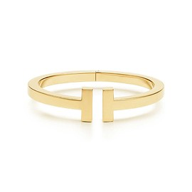 TIFFANY&Co. - T SQUARE BRACELET