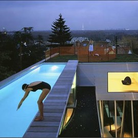 Rem Koolhaas - Villa dall Ava, St Cloud, France
