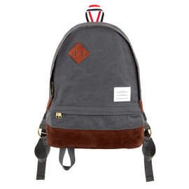 THOM BROWNE - Canvas Backpack