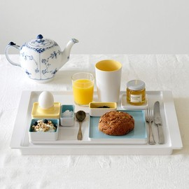ROOM COPENHAGEN - Tray Set Of 11 by ROOM COPENHAGEN
