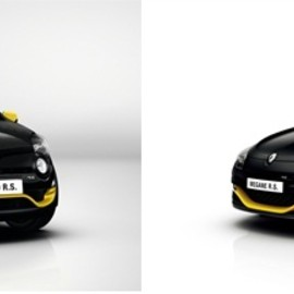 RENAULT - Twingo and Megane R.S. RED BULL RACING RB7