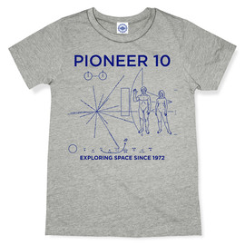 HANK PLAYER CLASSIC TEES - NASA Pioneer 10 Men's Tee