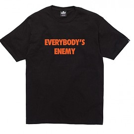 UNDEFEATED - EVERYBODY'S ENEMY T-Shirt