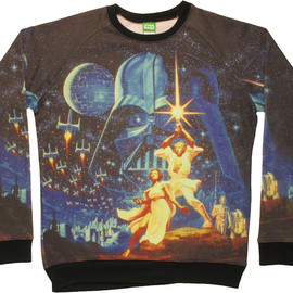 Star Wars - Poster Sweat Shirt