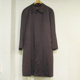 LANVIN - 80' Stand Fall Collar Coat