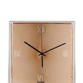 kartell - Tic&Tac Clock Copper