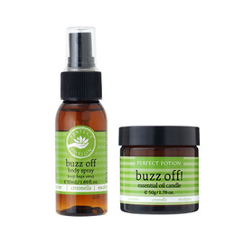 Buzz Off Outdoor Body Mini Spray