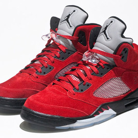 NIKE - Air Jordan 5 DMP Pack Red Black