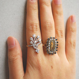 Metier: Antique Jewelry Trunk Show Starts Today!
