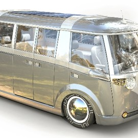 Volkswagen - Verdier's Stylish Solar-Powered Eco Camper