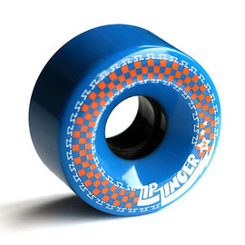 KROOKED - KROOKED ZIP ZINGER WHEEL 58mm 78a Blue