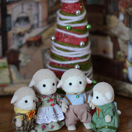 Sylvanian Families - Sheep