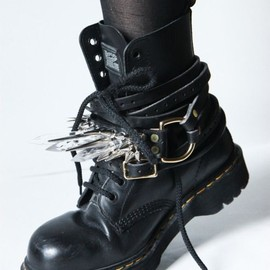 Dr.Martens - customized boots