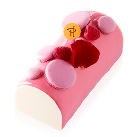 PIERRE HERMÉ PARIS - Búche Cheese Cake Ispahan